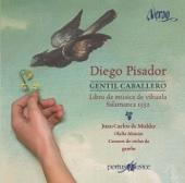 Pisador: Gentil Caballero (Libro de música de vihuela)