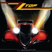 ZZ Top - Eliminator artwork