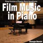 Film Music in Piano (Piano Versions of Popular Movie Soundtracks) - Giuseppe Sbernini