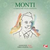 Czardas for Violin and Piano - Aladar Mozi & Danica Moziova