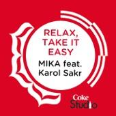 MIKA - Relax, Take It Easy (Coke Studio Fusion Mix) [feat. Karol Sakr] artwork