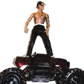 Travis Scott - Antidote  artwork