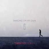 Calum Scott - Dancing on My Own (Tiësto Remix) artwork