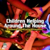 Children Helping Around the House - Single