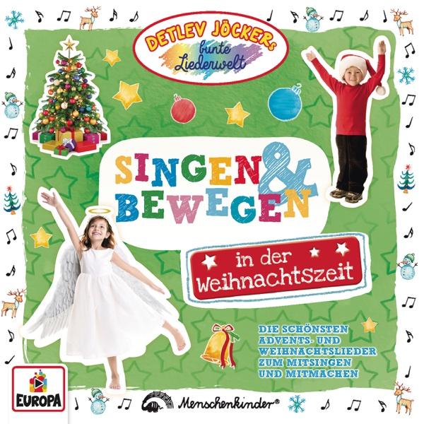 singen und bewegen in der weihnachtszeit album cover by. Black Bedroom Furniture Sets. Home Design Ideas