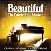 Beautiful - The Carole King Musical (Original Broadway Cast Recording / 2014) - Various Artists Cover Art