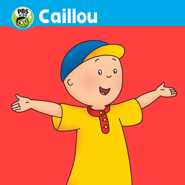 Caillou, Vol. 7 on iTunes Caillou Family Collection 9 1
