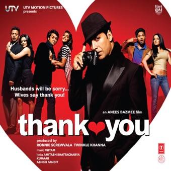 Thank You (Original Motion Picture Soundtrack) – Pritam