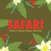 Safari (feat. Pharrell Williams, BIA & Sky) - Single