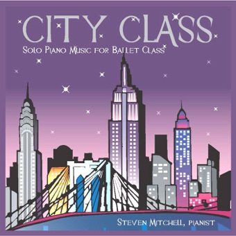 City Class (Solo Piano Music for Ballet Class) – Steven Mitchell [iTunes Plus AAC M4A] [Mp3 320kbps] Download Free