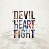 The Devil, the Heart & the Fight - Skinny Lister Cover Art