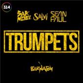 Sak Noel & Salvi - Trumpets (feat. Sean Paul) [Radio Edit] artwork