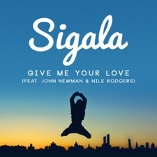 Give Me Your Love by Sigala feat. John Newman & Nile Rodgers
