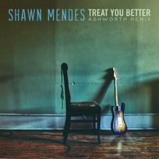 Treat You Better (Ashworth Remix) artwork