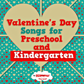 Valentine's Day Songs for Preschool and Kindergarten – The Kiboomers