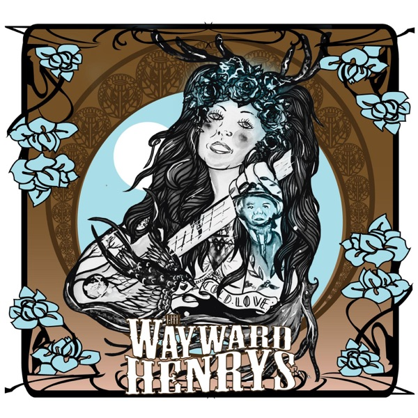 Cold Love The Wayward Henrys CD cover