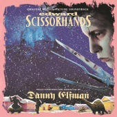 Edward Scissorhands (Music From the Motion Picture) cover art