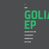 Goliath EP (feat. DRS) cover art