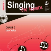 AMEB Singing for Leisure (Low Voice) Grade 2 [Series 1]