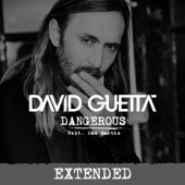 Dangerous (feat.Sam Martin) [Extended] - Single cover art