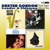 Three Classic Albums Plus (Dexter Blows Hot and Cool / The Resurgence of Dexter Gordon / Daddy Plays the Horn) [Remastered] ジャケット写真
