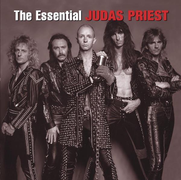 The Essential Judas Priest Judas Priest CD cover