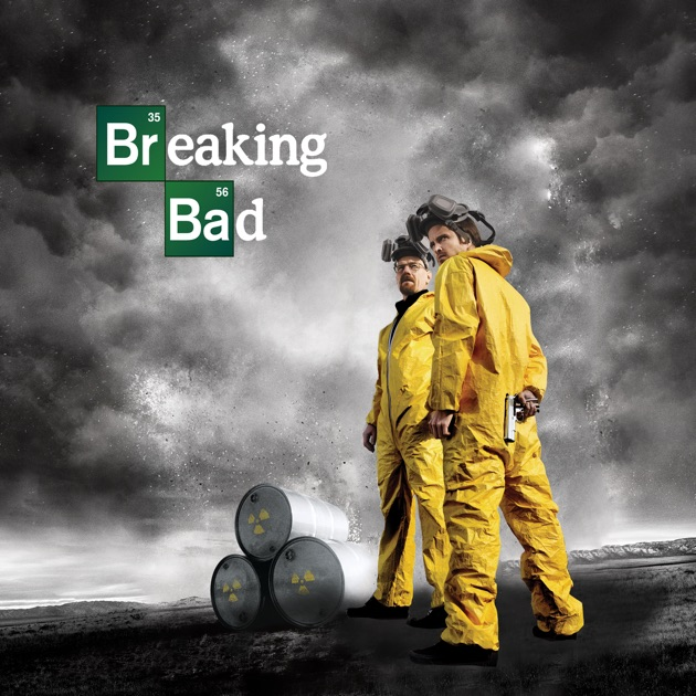 Breaking Bad - TV series review - YouTube