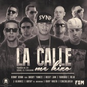 La Calle Me Hizo (feat. Daddy Yankee, Nicky Jam, Farruko, Ñejo, J Alvarez, Gotay, Baby Rasta & Cosculluela) - Single