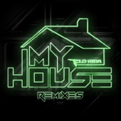 My House (Remixes) - EP cover art