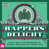 Various Artists - Rapper's Delight - Ministry of Sound artwork