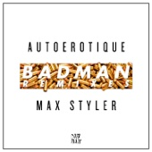 Badman (Remixes) - EP cover art