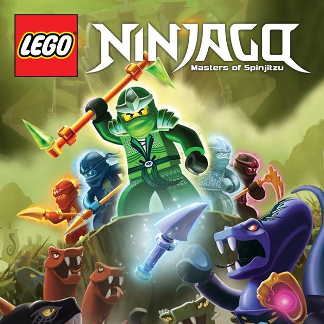 LEGO Ninjago: Masters of Spinjitzu, Season 2 on iTunes
