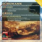 Schumann: Piano Concerto in A Minor - Grieg: Piano Concerto in A Minor