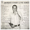 Live Songs (Remastered), Leonard Cohen