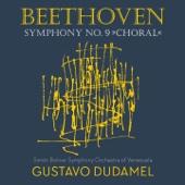 Gustavo Dudamel & Simón Bolívar Symphony Orchestra of Venezuela - Beethoven: Symphony No. 9  artwork