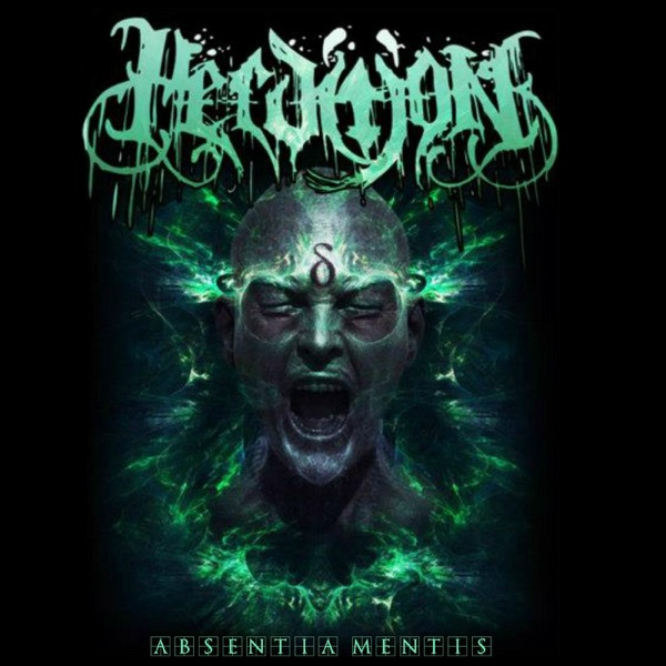 Absentia Mentis - EP Perdition CD cover