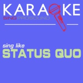 Rockin' All over the World (In the Style of Status Quo) [Karaoke with Background Vocal]