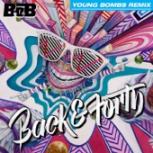 Back and Forth (Young Bombs Remix) - Single cover art