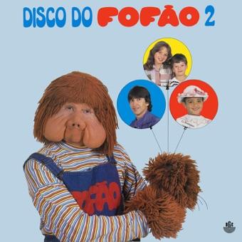 Disco do Fofão, Vol. 2 (1985) – Fofão