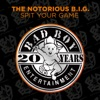 Spit Your Game - Single, The Notorious B.I.G.