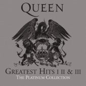 The Platinum Collection (Greatest Hits I, II & III) - Queen Cover Art