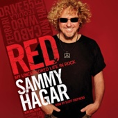 Sammy Hagar - Red: My Uncensored Life in Rock (Unabridged)  artwork