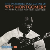 Wes Montgomery - The Incredible Jazz Guitar (Keepnews Collection) [feat. Tommy Flanagan, Percy Heath & Albert Heath]  artwork