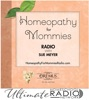 Ultimate Homeschool Radio Network » Homeopathy for Mommies