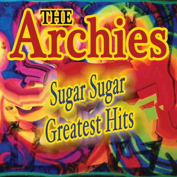 sugar sugar   greatest hits album cover by the archies