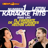 Drew's Famous #1 Latin Karaoke Hits: Sing Like El Cantante De Los Cantantes Hector Lavoe