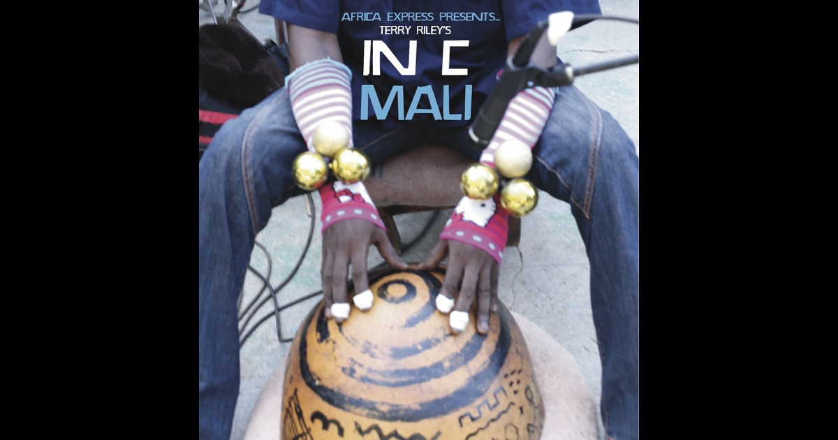 Africa express presents terry riley 39 s in c mali by for Africa express presents maison des jeunes
