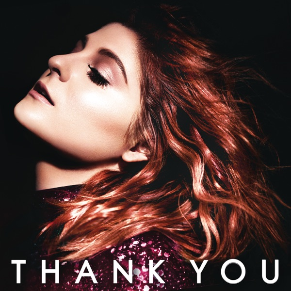 Thank You Meghan Trainor CD cover