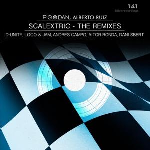 Alberto Ruiz - Scalextric Remixes - EP