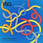 Vitamin String Quartet - Dark Necessities artwork